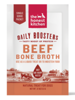 Honest Kitchen Daily Boosters Beef Bone Broth Singles