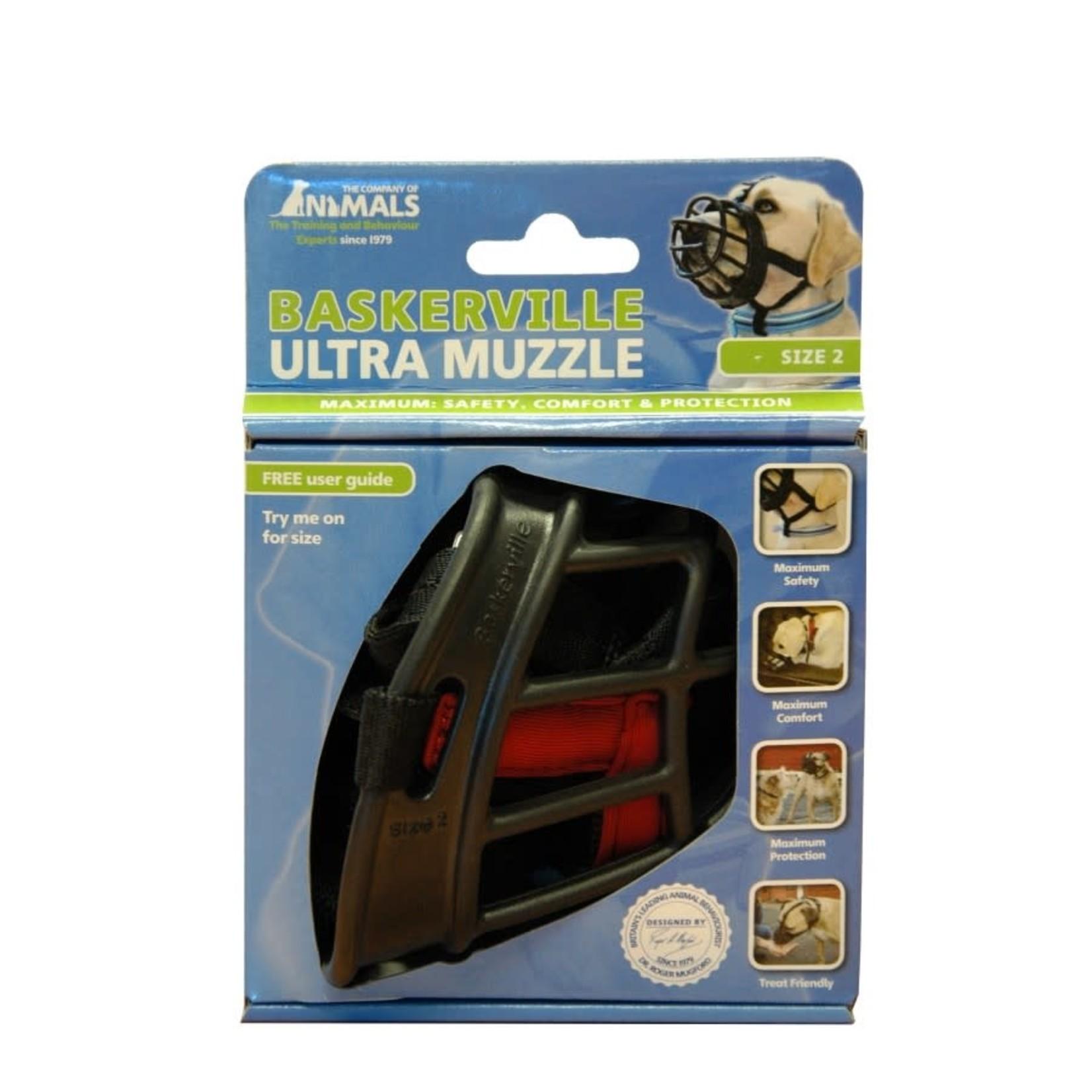 Ultra Muzzle #2 Jack Russell