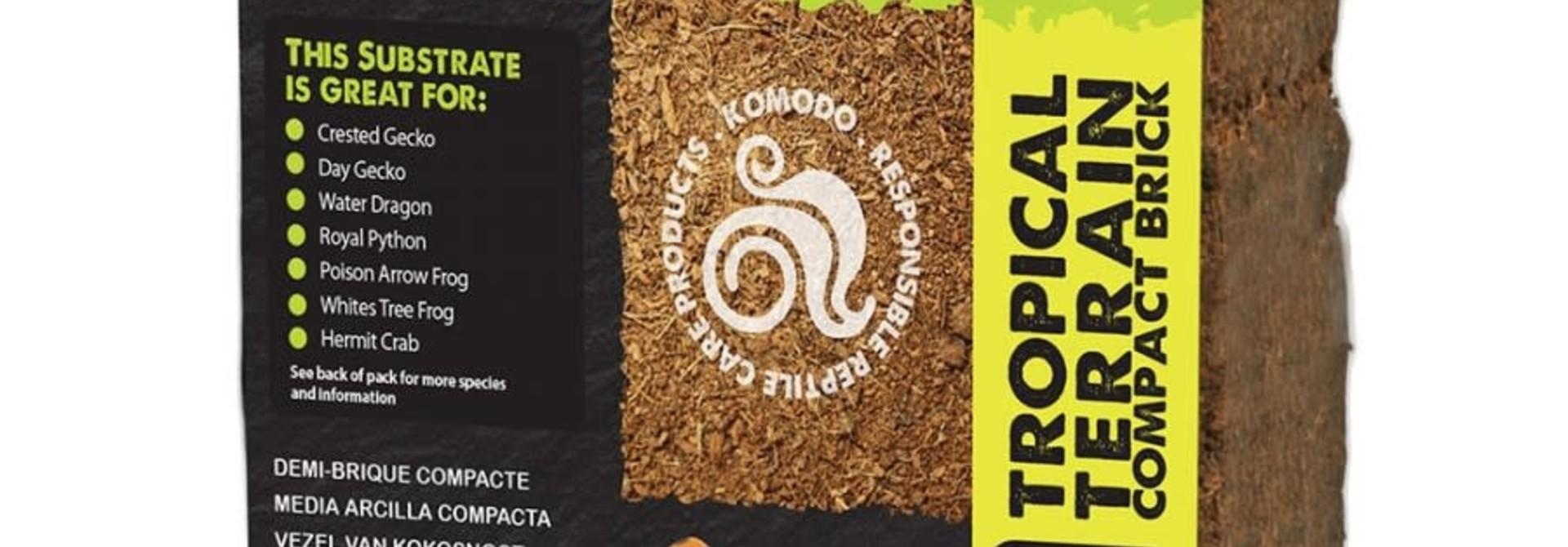 Tropical Terrain Compact Brick - Small