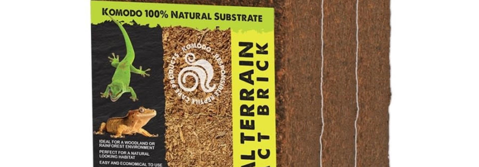 Tropical Terrain Compact Brick - Triple Pk