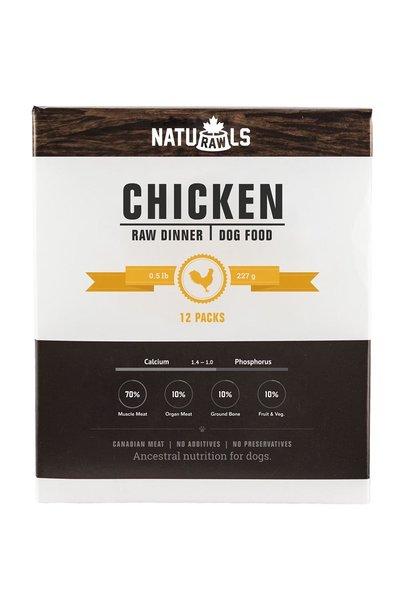 Frozen - Raw Chicken & Veggie 12/227GM