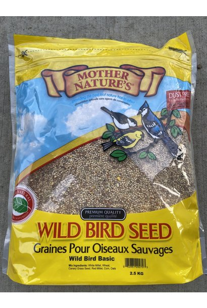 Wild Bird Basic Seed Mix 2.5kg