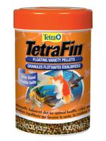Tetra Fin TetraFin Goldfish Pellets 1.87OZ (53G)