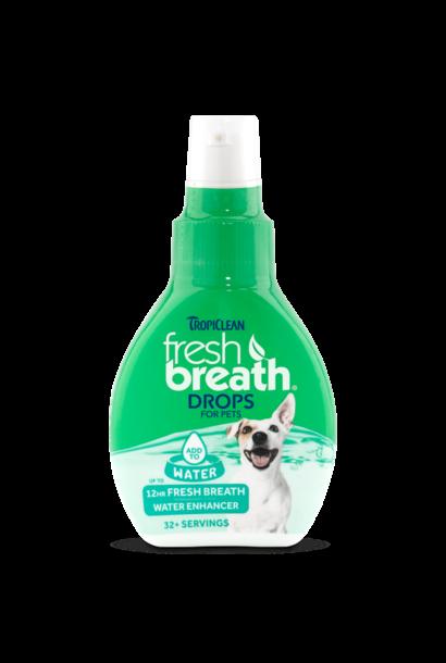 Fresh Breath Water Drops