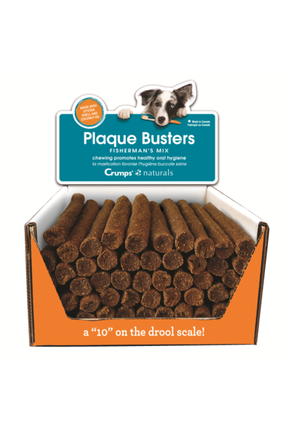 Plaque Busters-Dog- Fisherman's