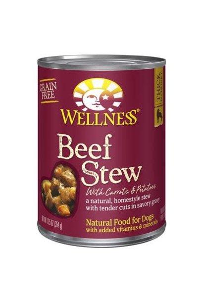 Grain Free Beef Stew Carrot & Potatos 12/12.5OZ