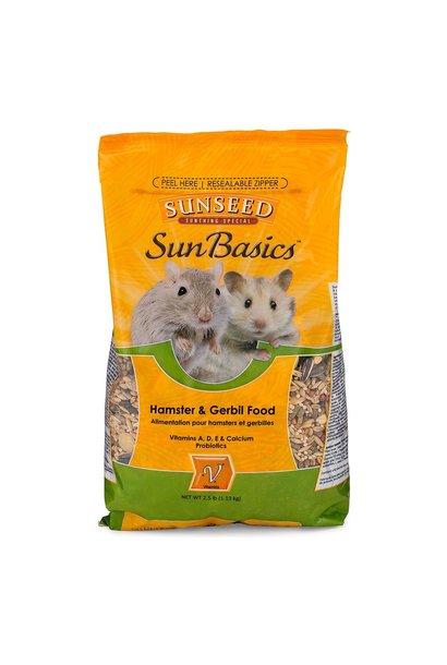 Hamster/Gerbil Food 2.5lb