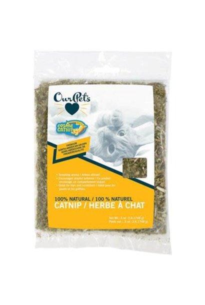 Cosmic Premium Natural Catnip .5OZ