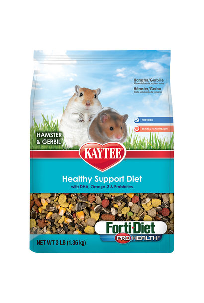 Forti-Diet Pro Health Hamster & Gerbil 3LB