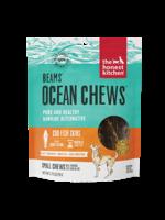 Honest Kitchen Ocean Chews-Cod Fish Skins 2.75oz