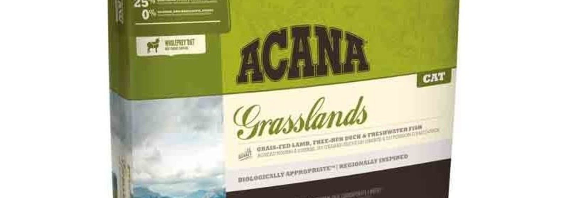 AC Grasslands Cat Food