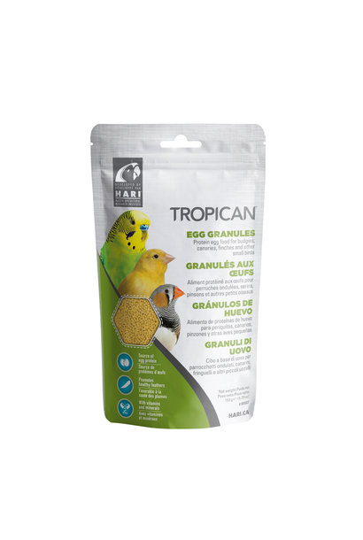 Egg Granul Budgie Canary Finch 150G
