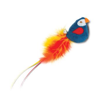 Catit Play Pirates Catnip Toy, Parrot-1