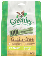 Greenies Grain Free Teenie 43CT / 12OZ