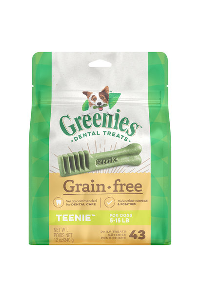 Grain Free Teenie 43CT / 12OZ