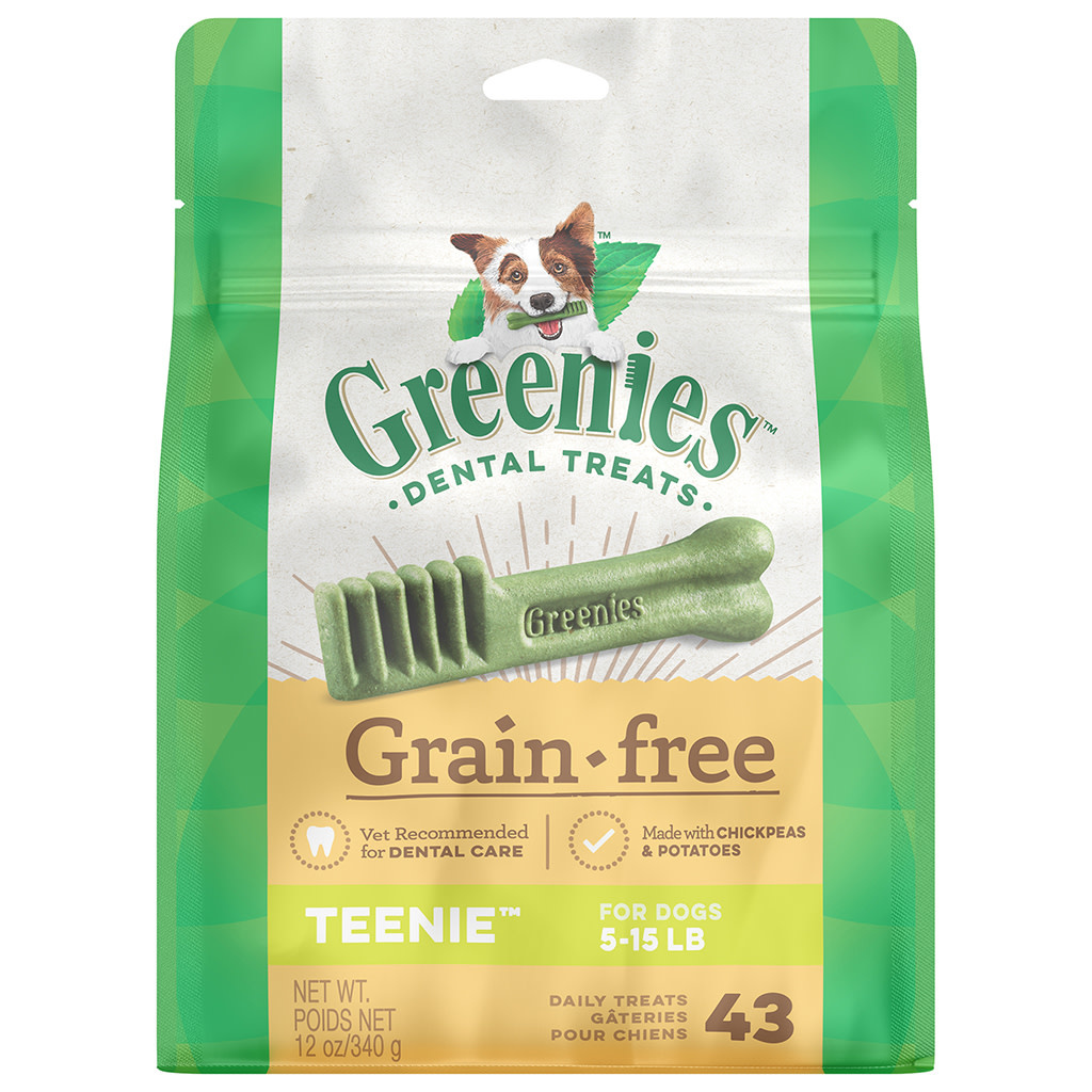 Grain Free Teenie 43CT / 12OZ-1