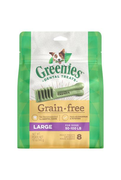 Grain Free Large 8CT / 12OZ