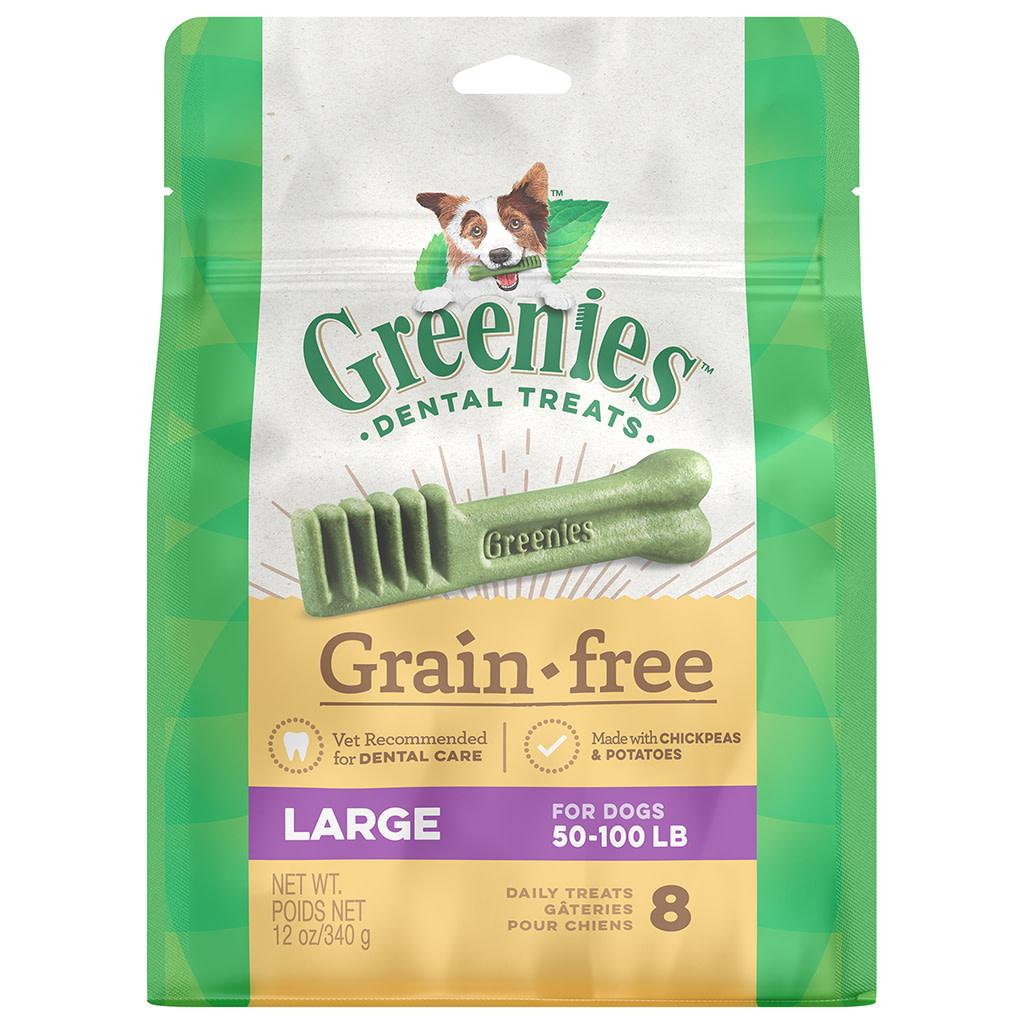 Grain Free Large 8CT / 12OZ-1
