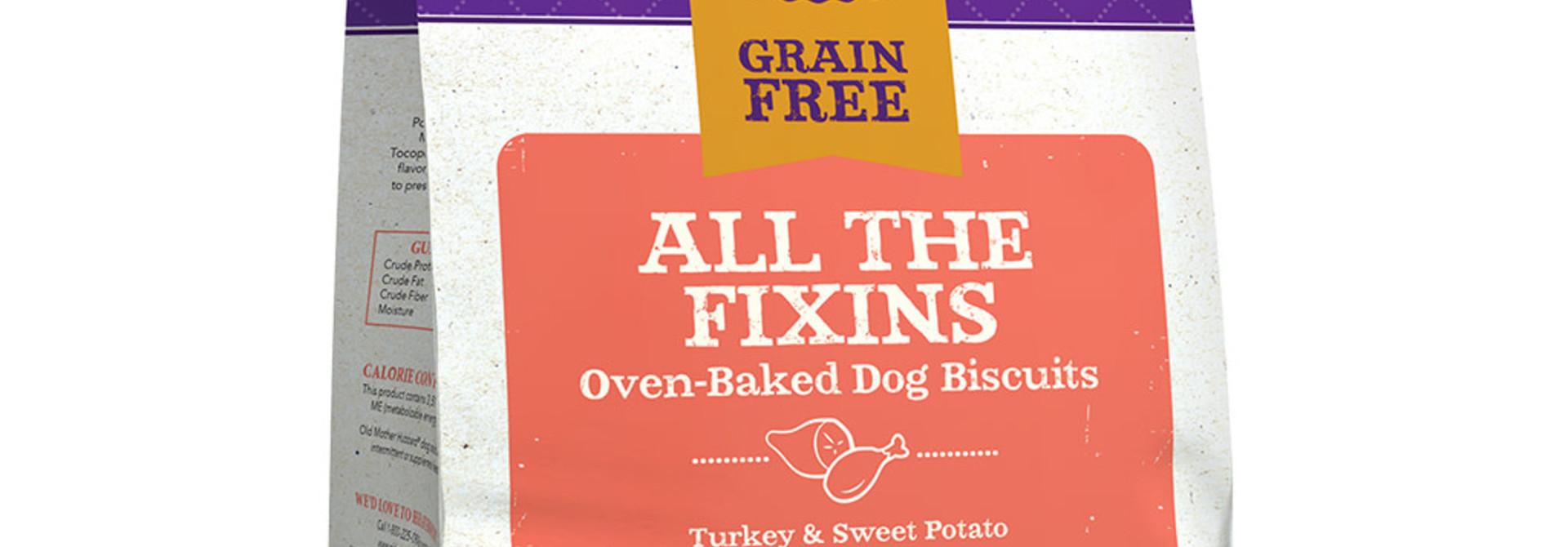Grain Free All The Fixins' / Mini 16OZ