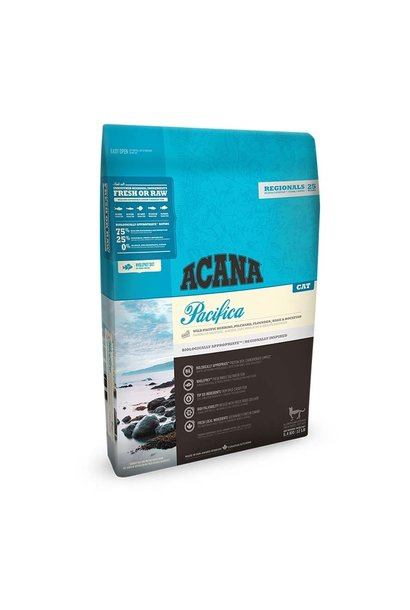 AC Pacifica Cat Food