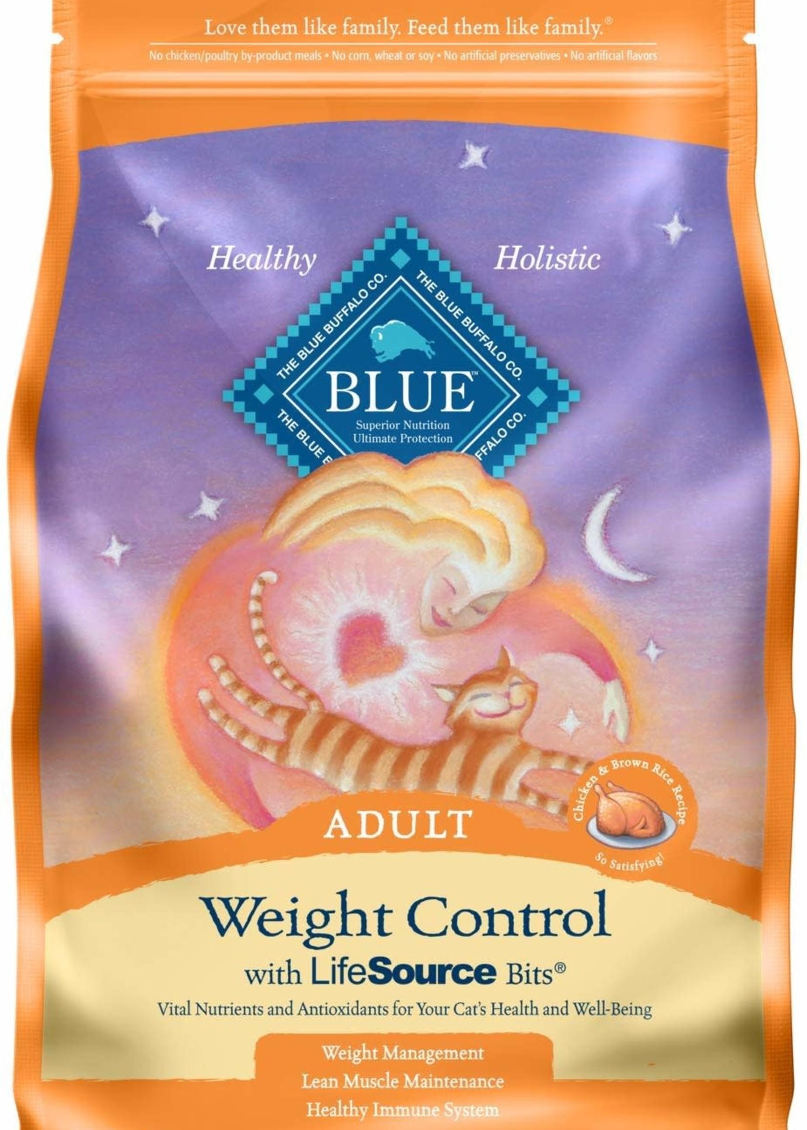 Blue Buffalo Blue Buffalo - Adult Weight Control - Chicken & Brown Rice