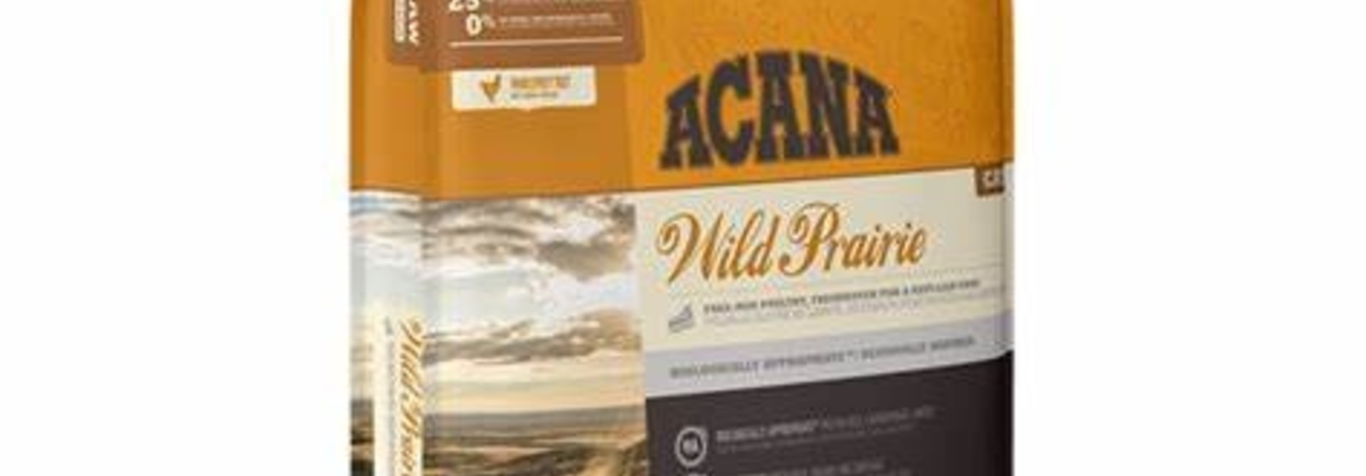 AC Wild Prairie Cat Food
