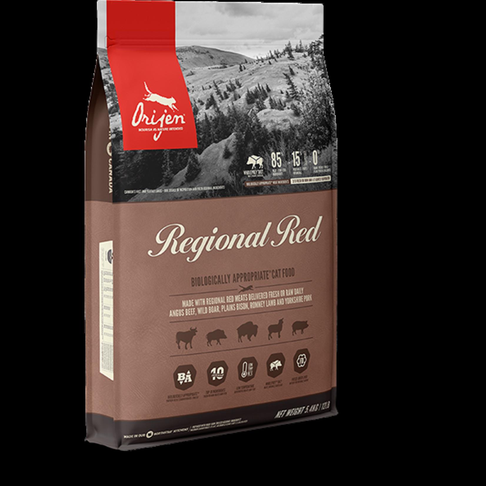 Orijen Cat Regional Red - Cat Food
