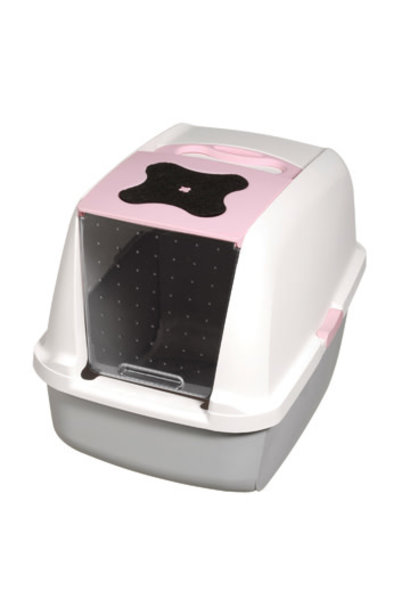 Hooded Cat Pan-Pink