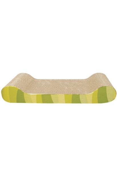 Catit Style Scratcher with Catnip, Lounge