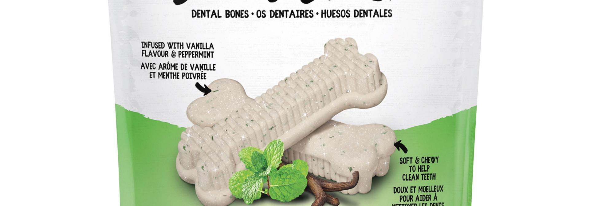Smart Brush Bones for Dogs – 6 pack – 174 g (6.4 oz)