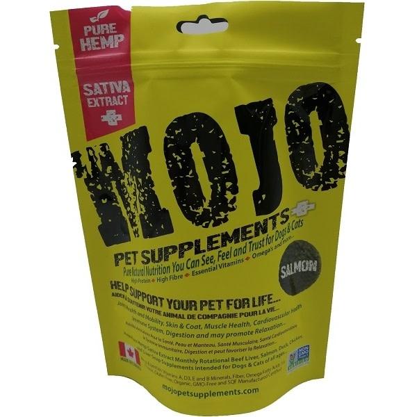 Mojo Supplements Salmon w/ Hemp Sativa Oil-1