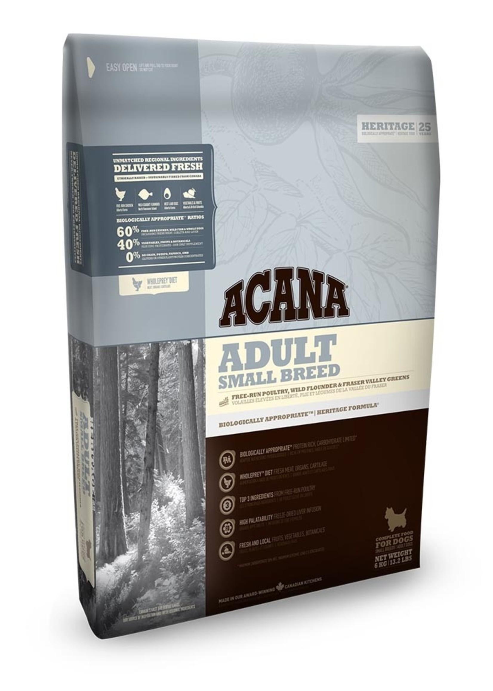 Acana Dog ACH Adult Small Breed