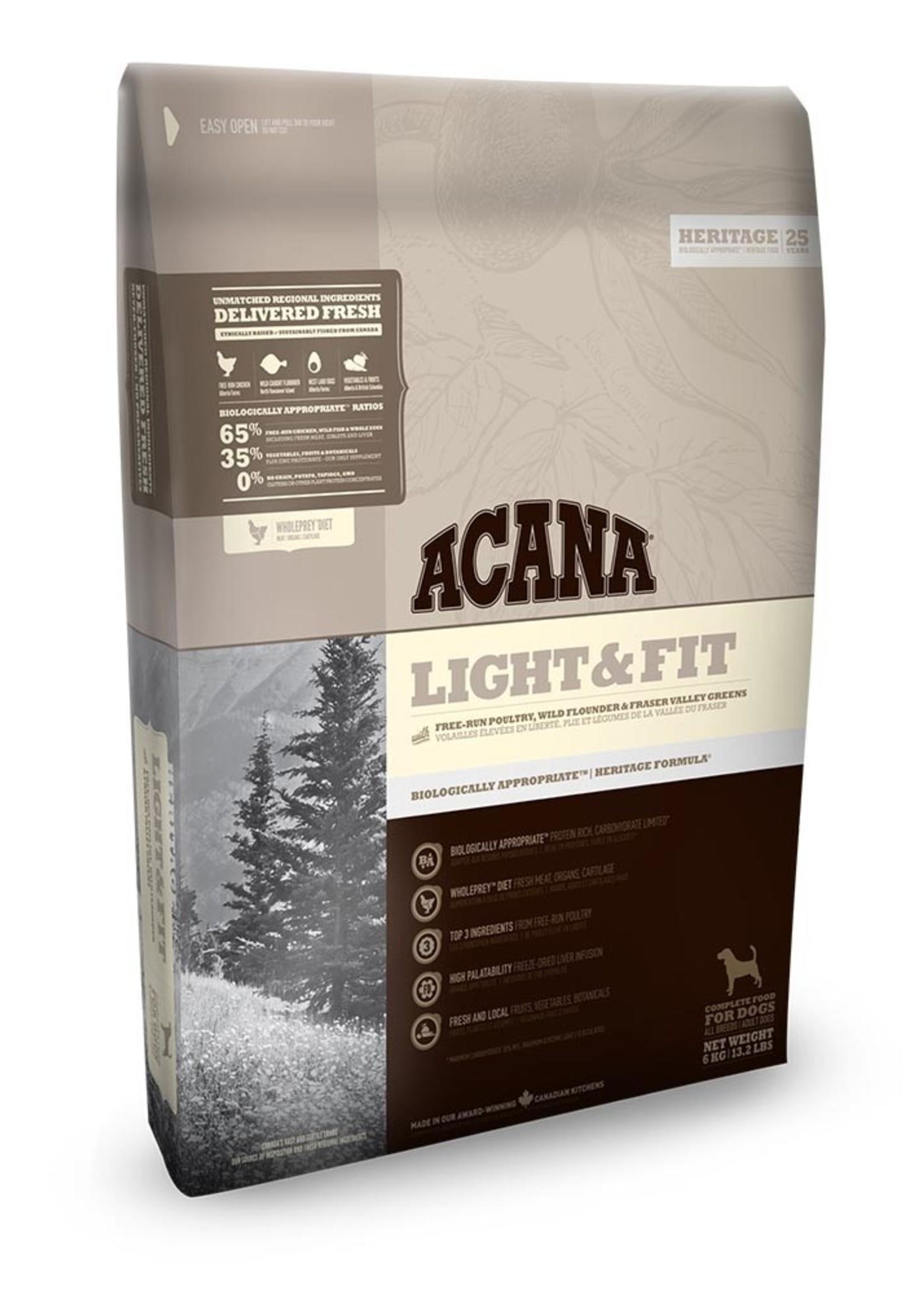 Acana Dog ACH Light & Fit