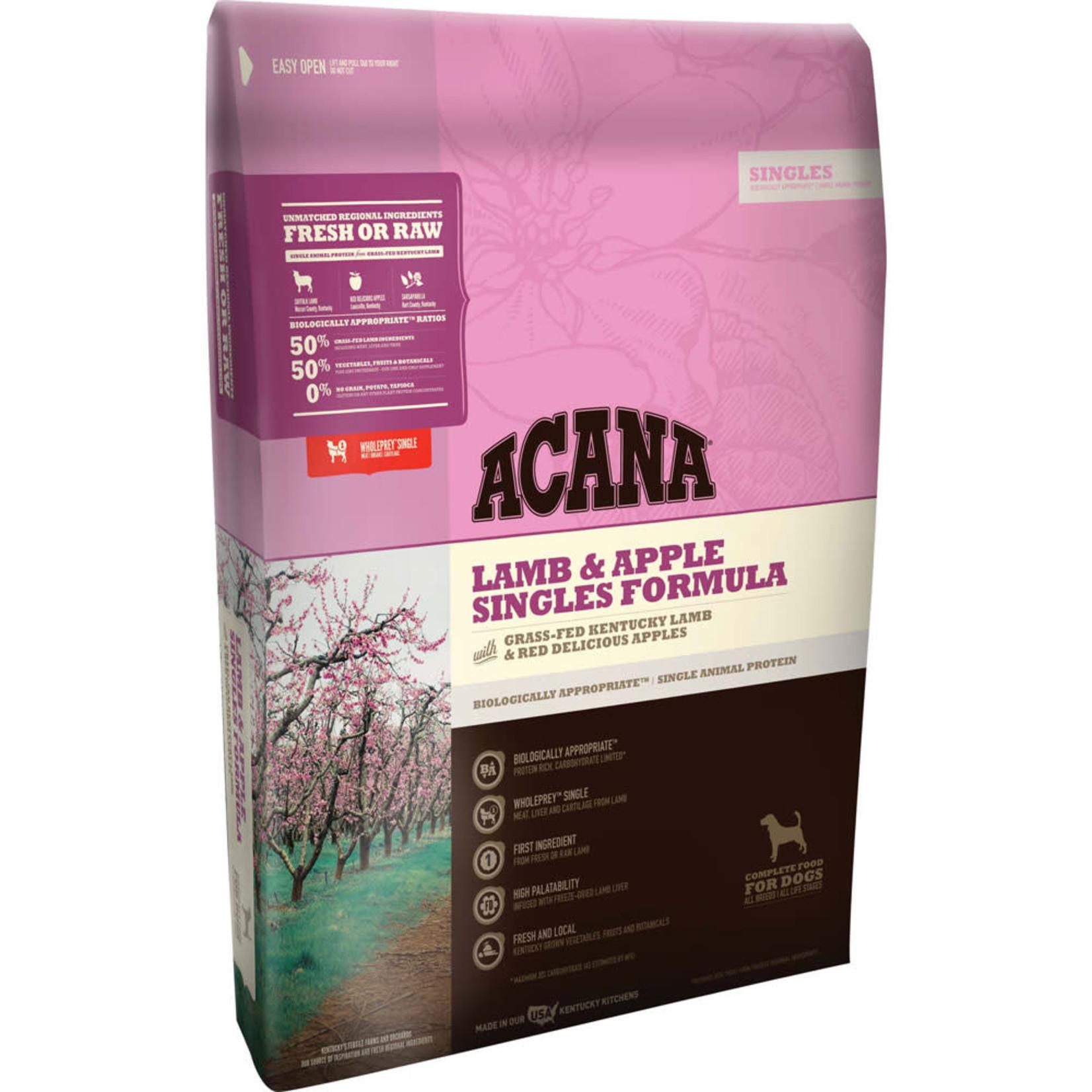 Acana Dog ACS Lamb & Apple