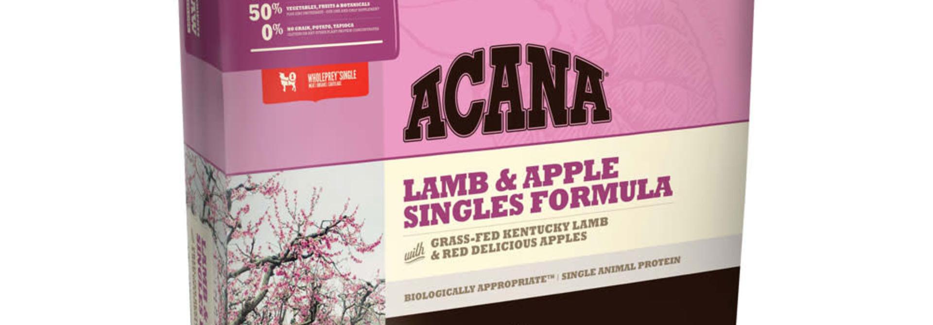 ACS Lamb & Apple