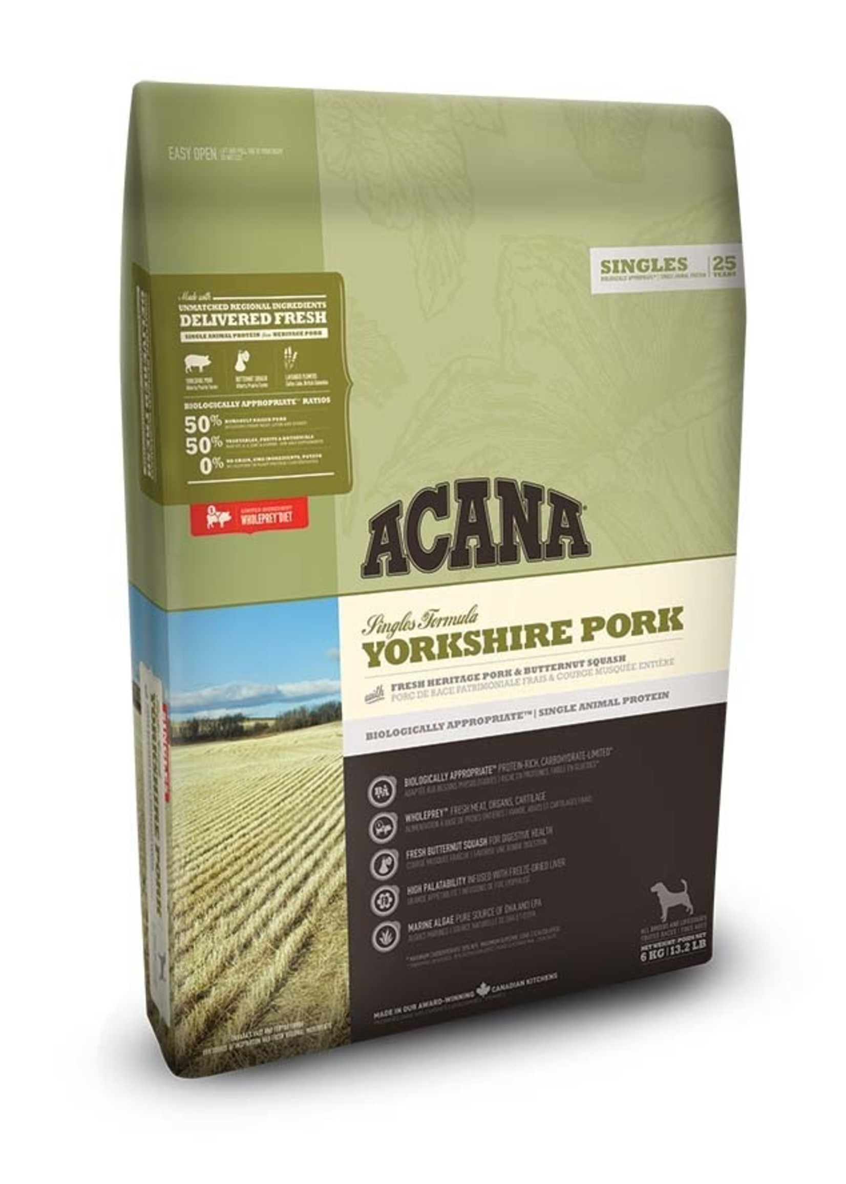 Acana Dog ACS Yorkshire Pork