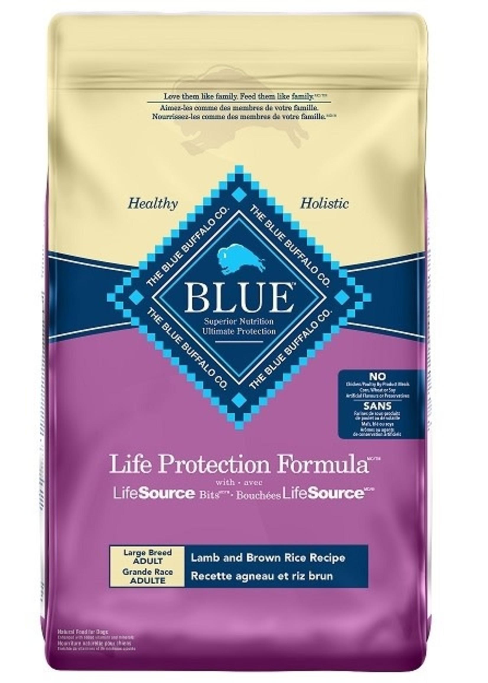 Blue Buffalo Blue Large Breed Adult - Lamb & Brown Rice