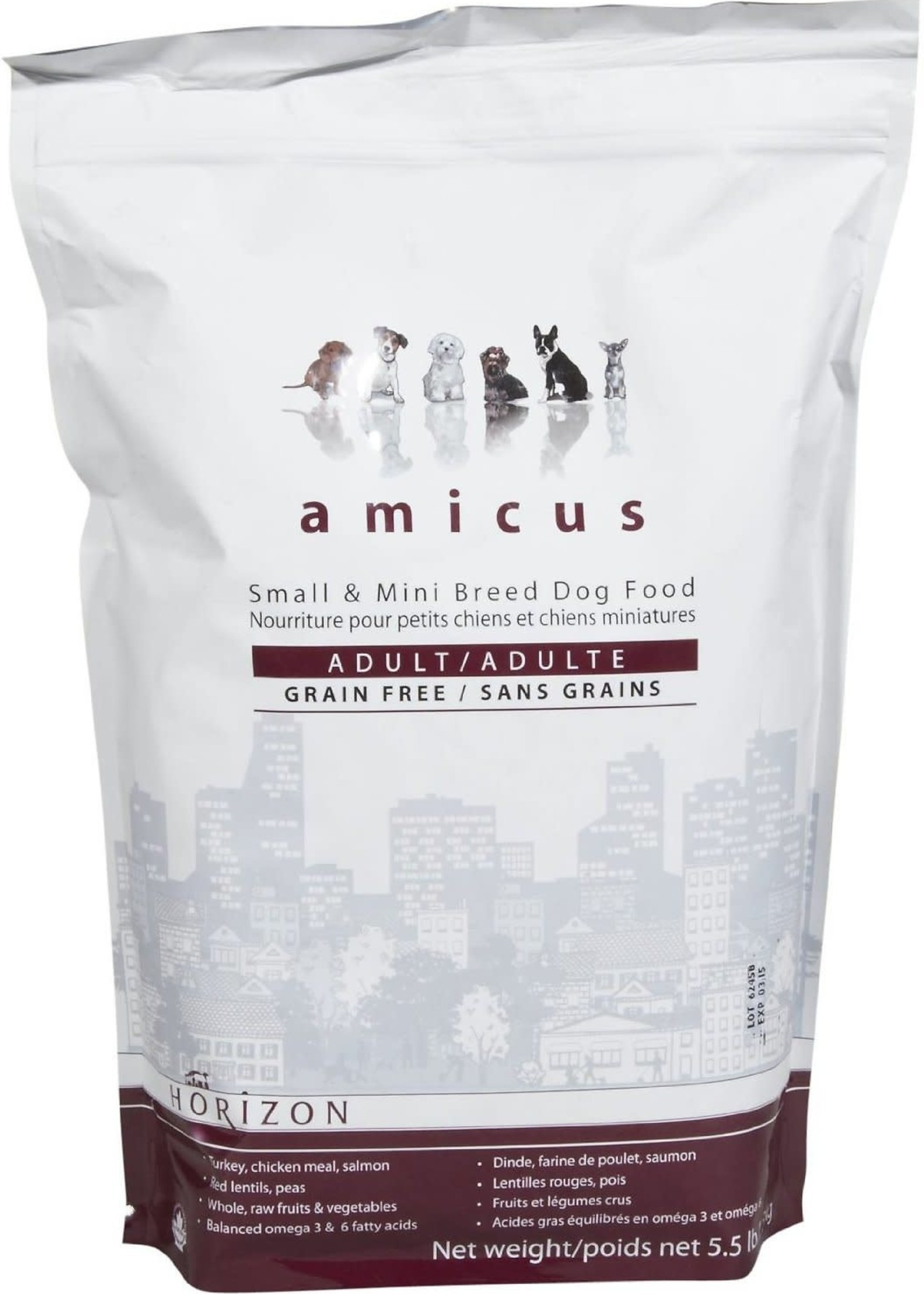 Horizon, Amicus Amicus Small Breed Adult