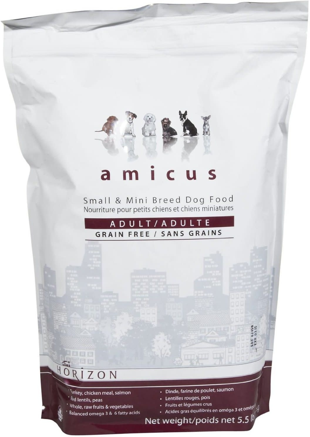 Amicus Small Breed Adult-3