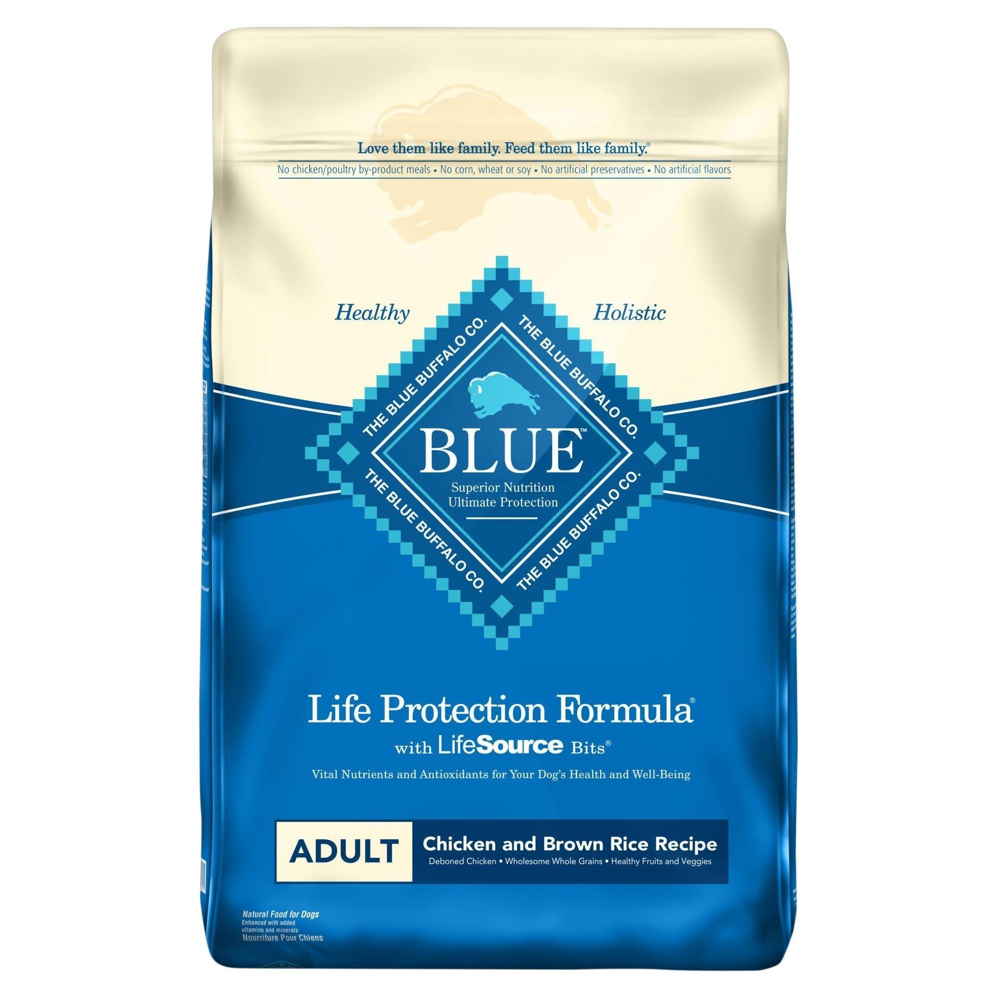 Blue Adult Chicken & Brown Rice-1