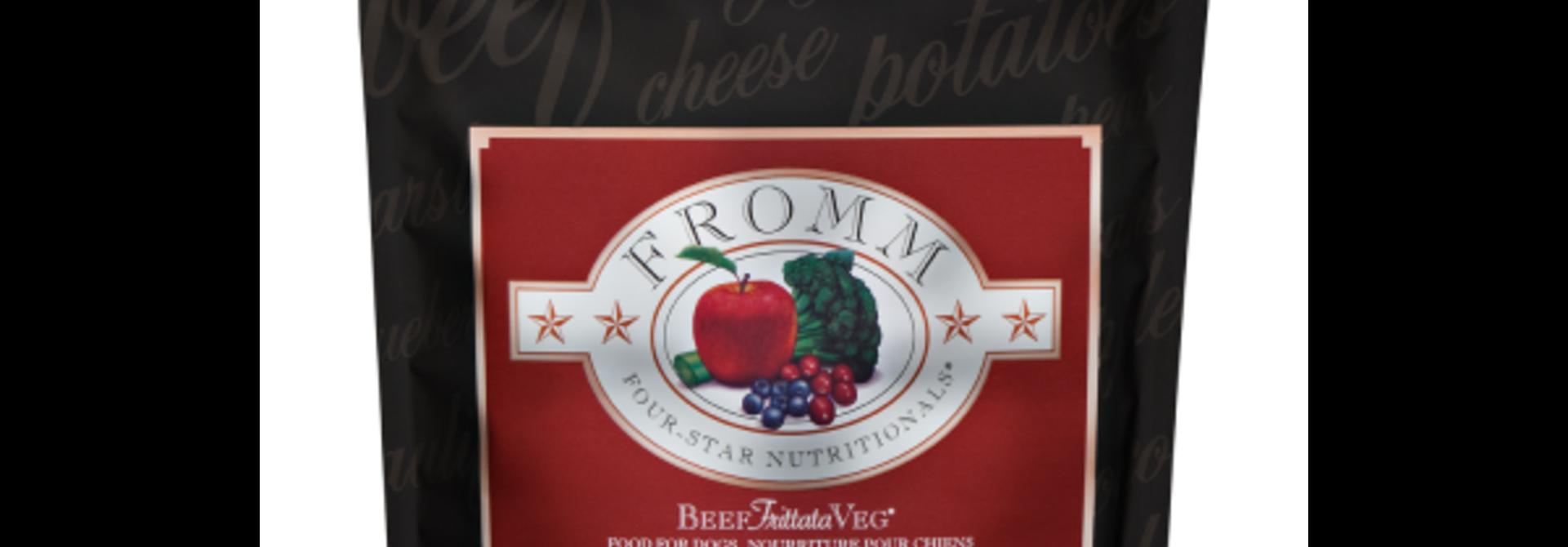 Fromm Beef Frittata & Veggies