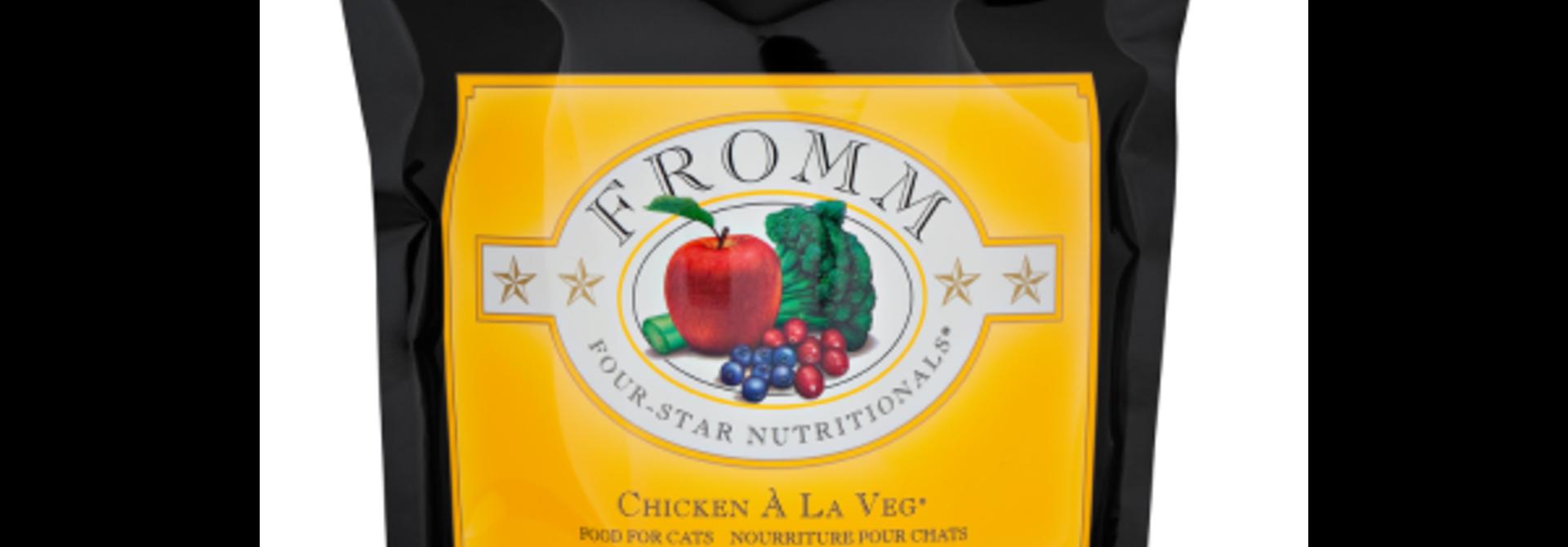 Fromm Chicken A La Veg