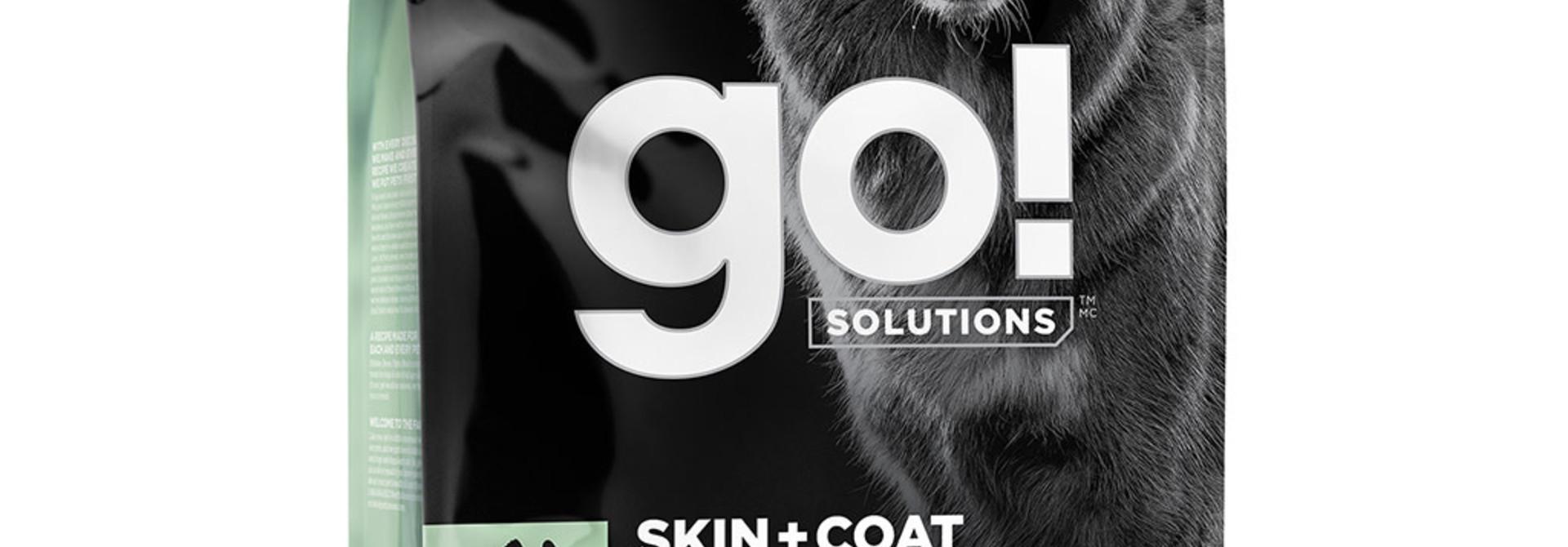 Go! Skin & Coat Turkey Recipe 25lb