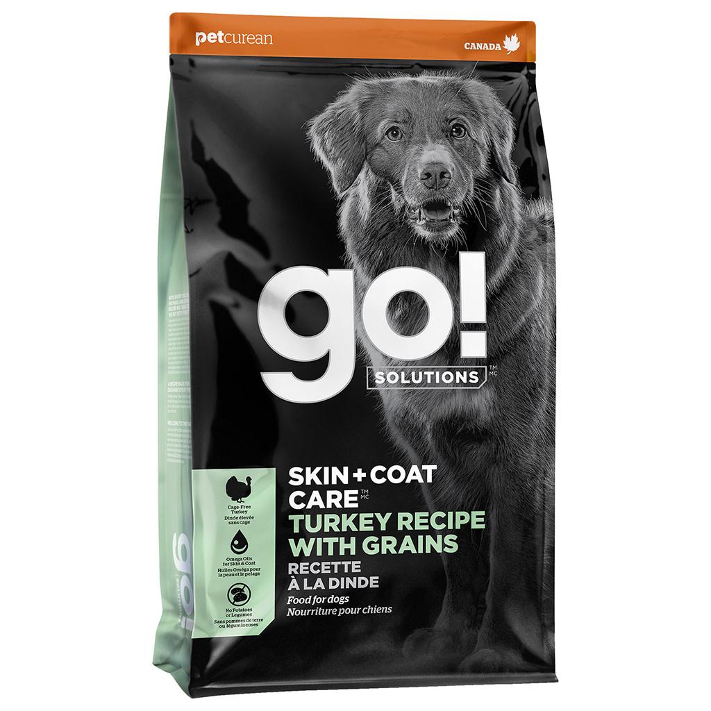 Go! Skin & Coat Turkey Recipe 25lb-1