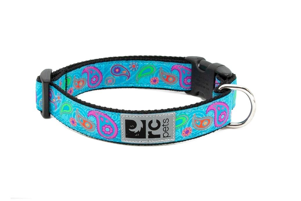 Clip Collar L 1 Tropical Paisley-1