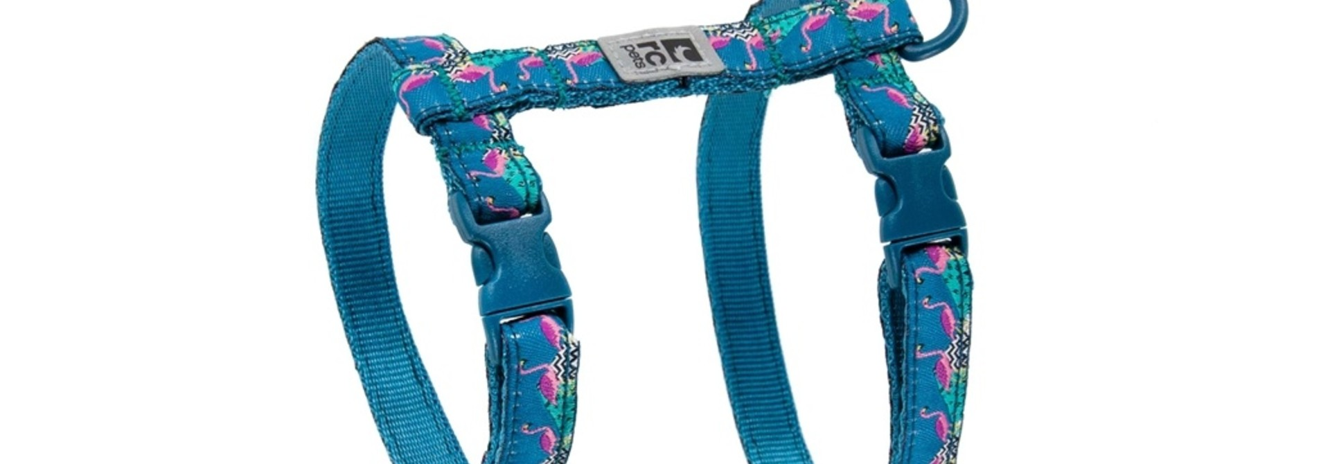 Kitty Harness 2.0 S Flamingo