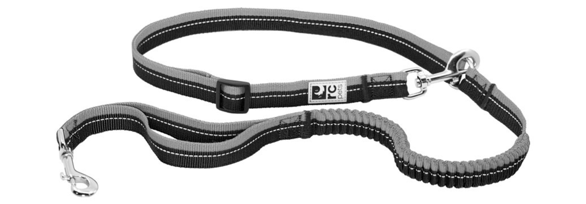 Bungee Active Leash Black