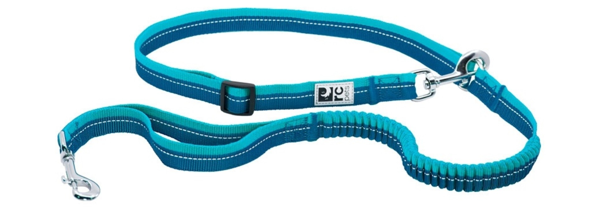 Bungee Active Leash Arctic Blue/Teal