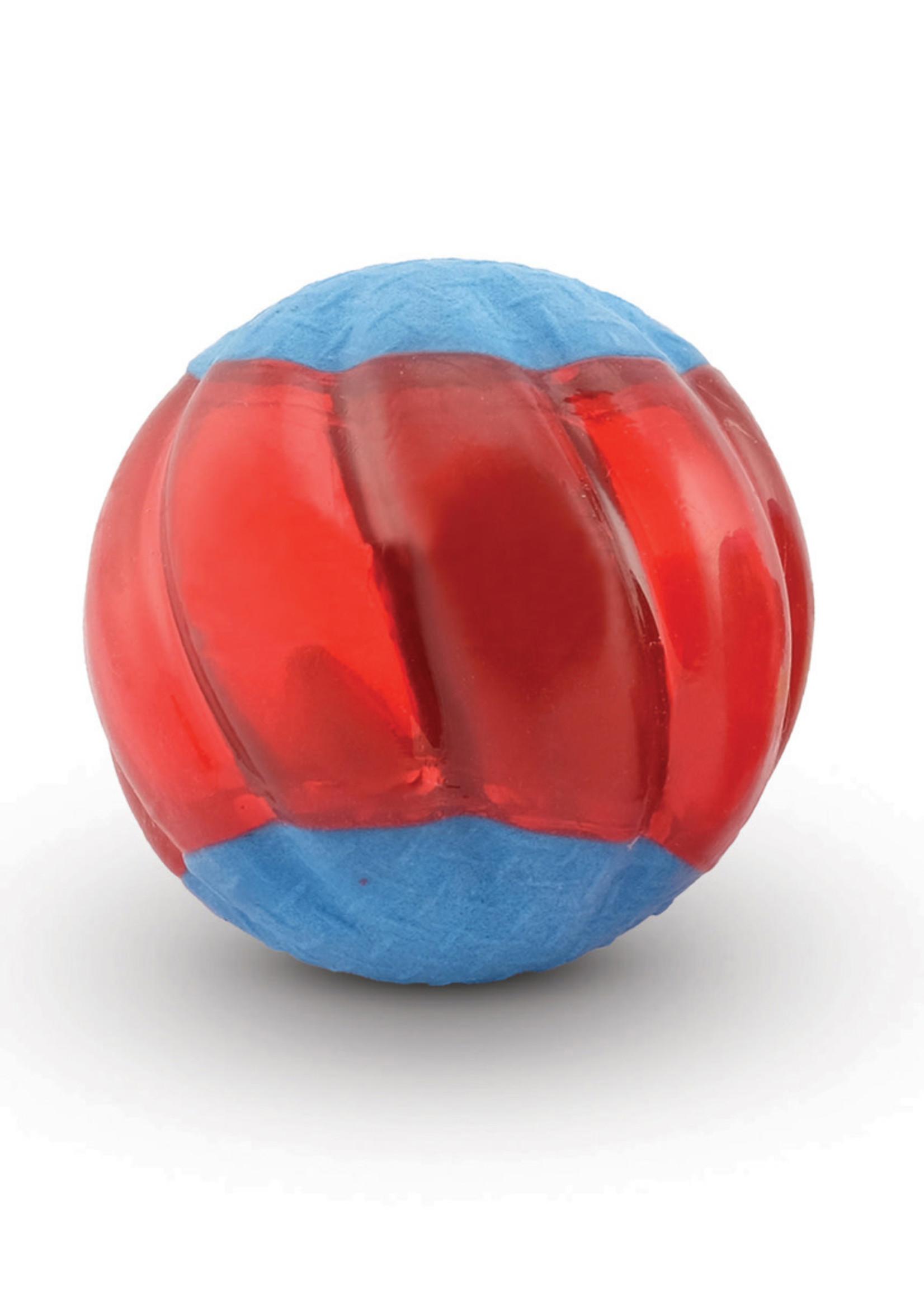 Duo Ball 5cm w/ Squeaker- 2pk