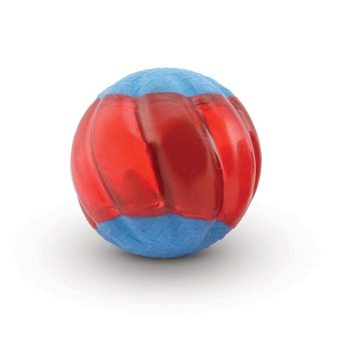 Duo Ball 5cm w/ Squeaker- 2pk-1